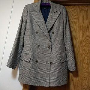 Ralph Lauren Houndstooth blazer